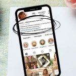 Cosa scrivere nella biografia di Instagram